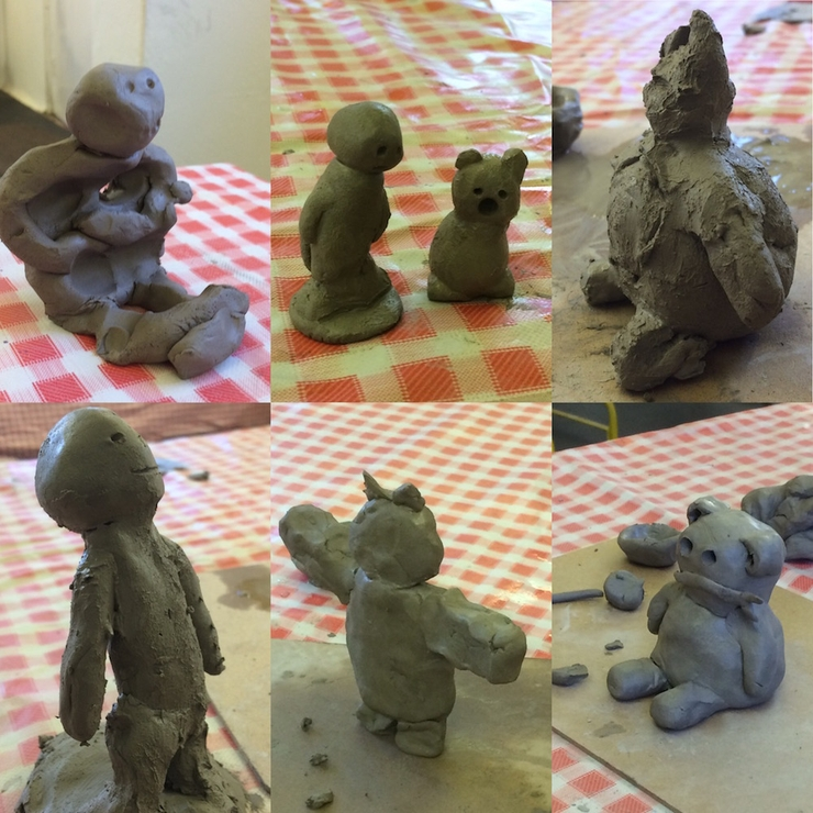 Childrens Art Classes with Liz Atkin