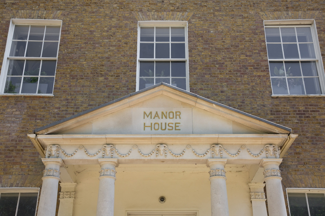 Manor House Library